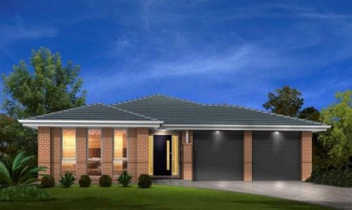 6. Altona 4 Bedroom Media (optional Alfresco) Main