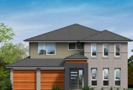 6. Waterford 4 Bedroom - Media (as displayed at Oran Park) - Ground Floor Main