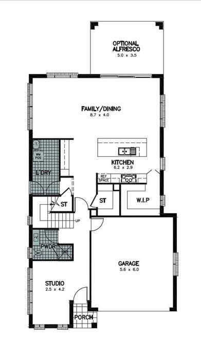 y. Lydden Floor Plan