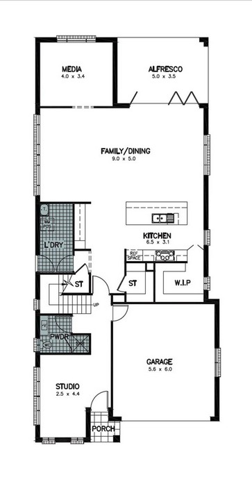 y. Lydden Floor Plan2