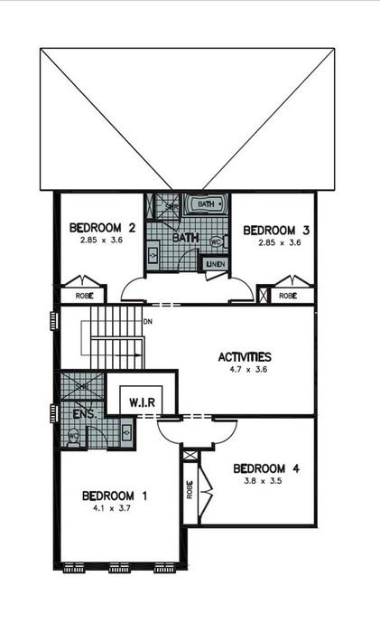 z. Lydden Floor Plan