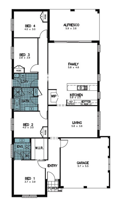 z. Pembrey Floor Plan 2