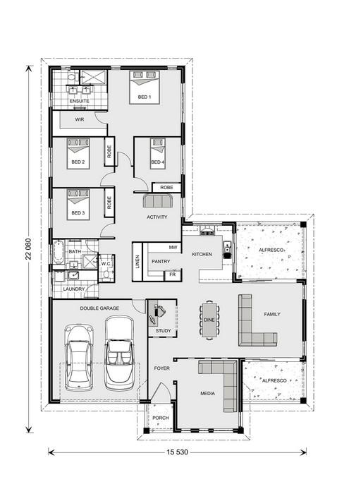 Parkview 257 g j gardner homes house seek for Parkview homes floor plans