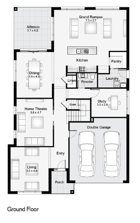 Bayside 36 Clarendon Homes House Seek