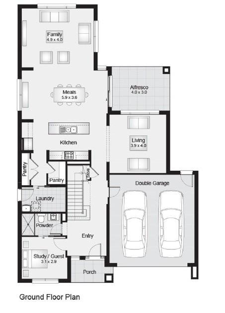 Fairmont 35 Clarendon Homes House Seek