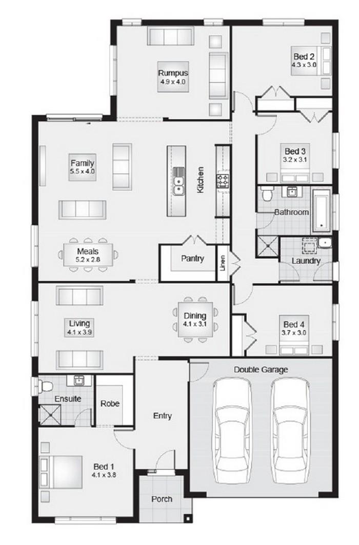 Killara 28 Clarendon Homes House Seek