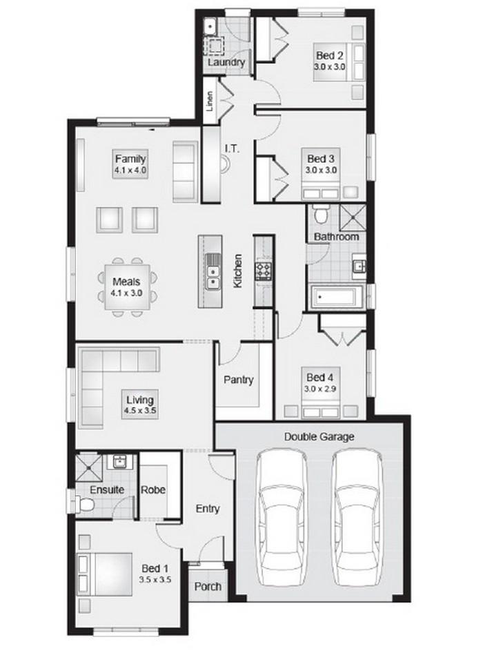 Lyndhurst 21 Clarendon Homes House Seek