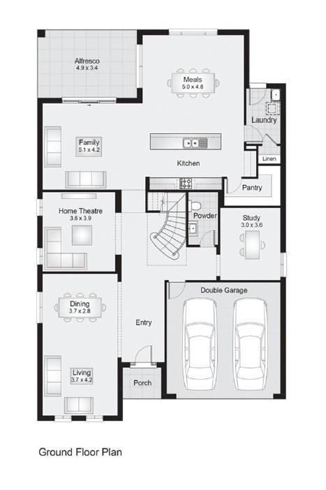 Sherwood 42 Clarendon Homes House Seek