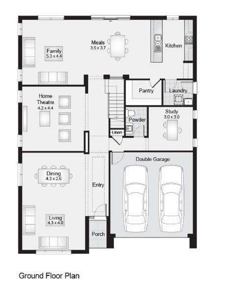 Waterside 38 Clarendon Homes House Seek