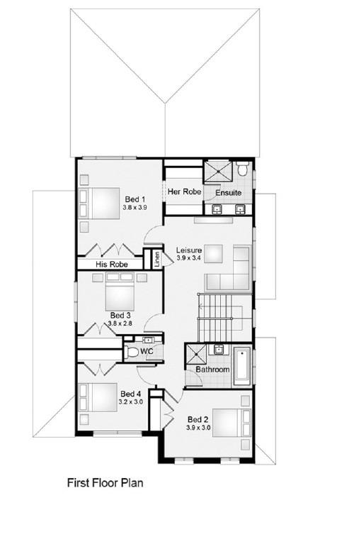 Ferndale 31 Mkii Clarendon Homes House Seek