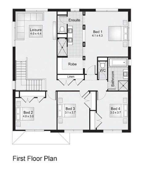 Glenlea 29 Clarendon Homes House Seek