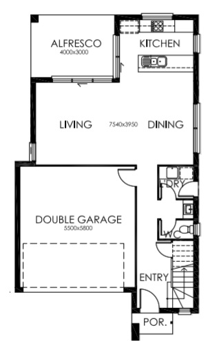 y. Two 203 Ground Floor