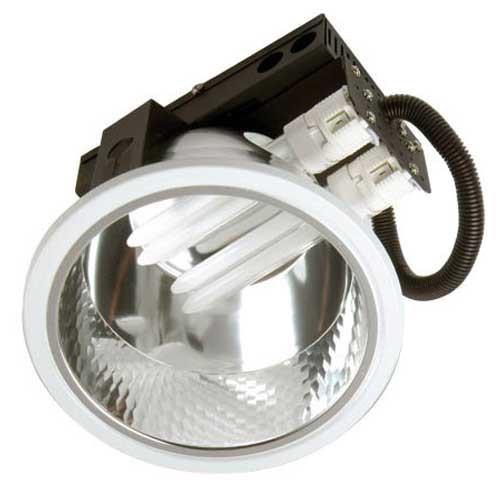downlights - fluroescent