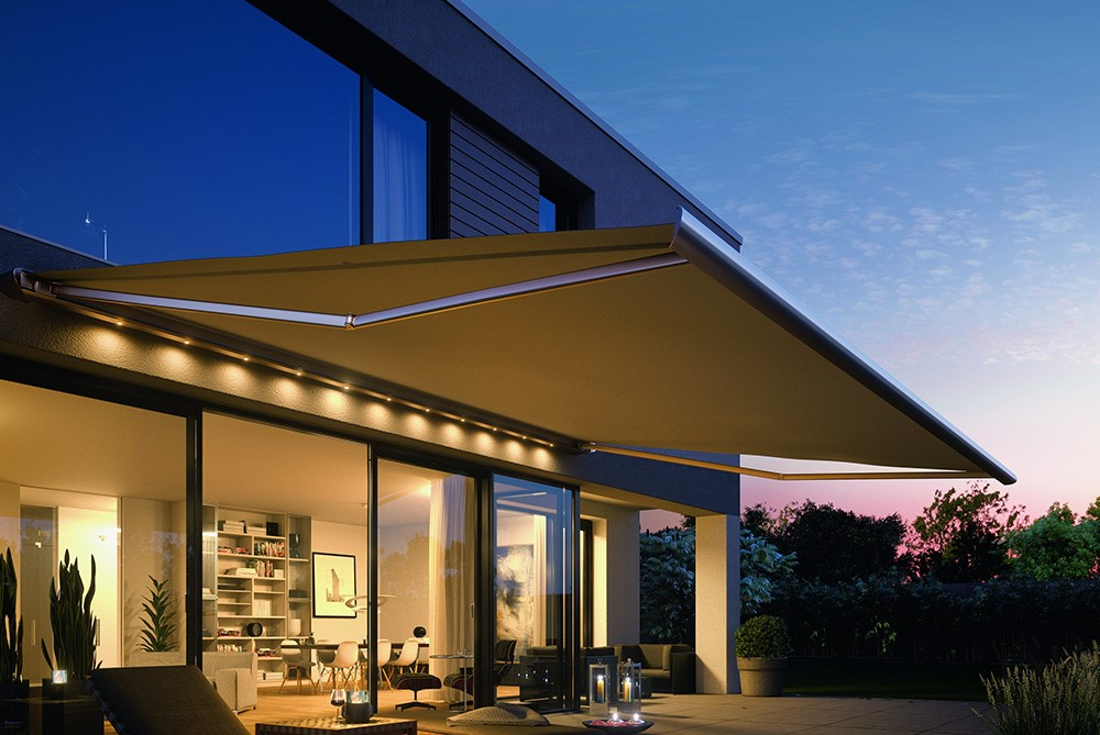 passive cooling - awnings