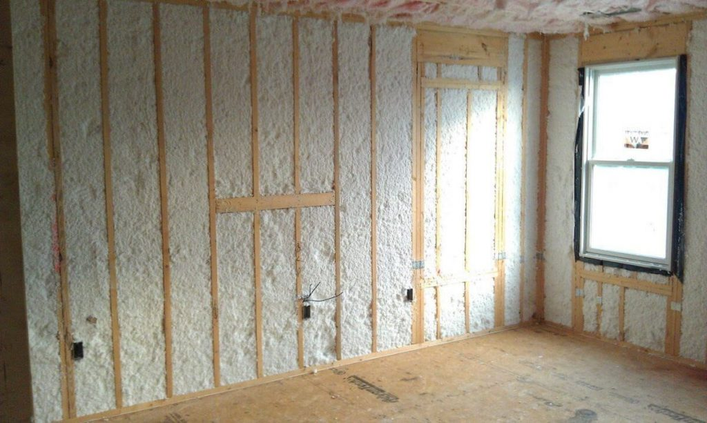passive cooling - wall insulation
